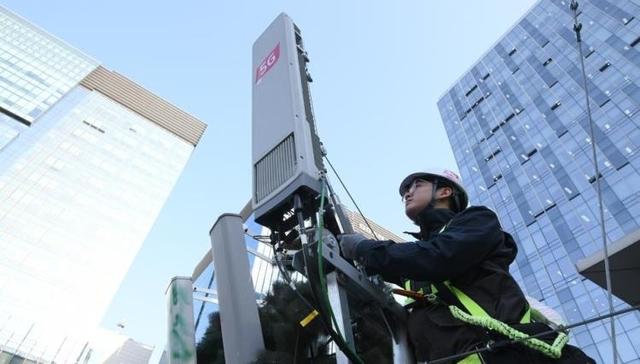 Коммерческая сеть 5G в Южной Корее: 260 000 пользователей за первый месяц