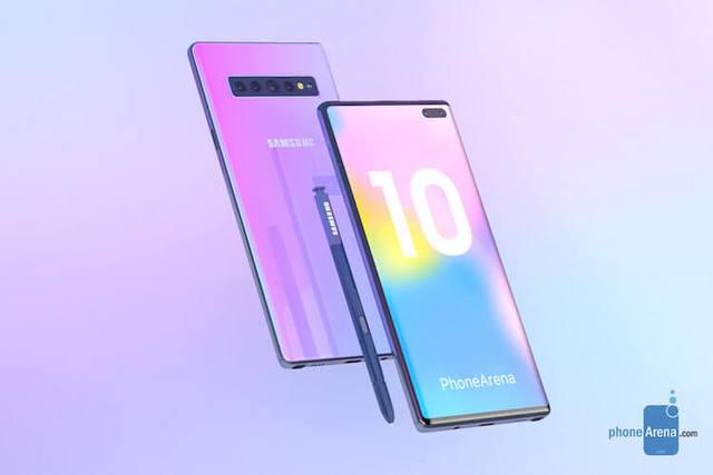 Все, что мы знаем о Galaxy Note 10 уже сейчас
