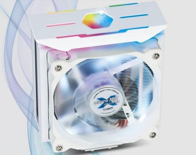 Zalman выпустила систему охлаждения CNPS10X Optima II с RGB-подсветкой