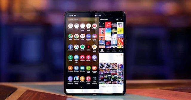 Samsung рассказала, как улучшит Galaxy Fold
