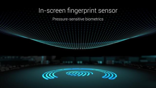 Xiaomi встроит дактилоскопический сканер в LCD-экран смартфонов