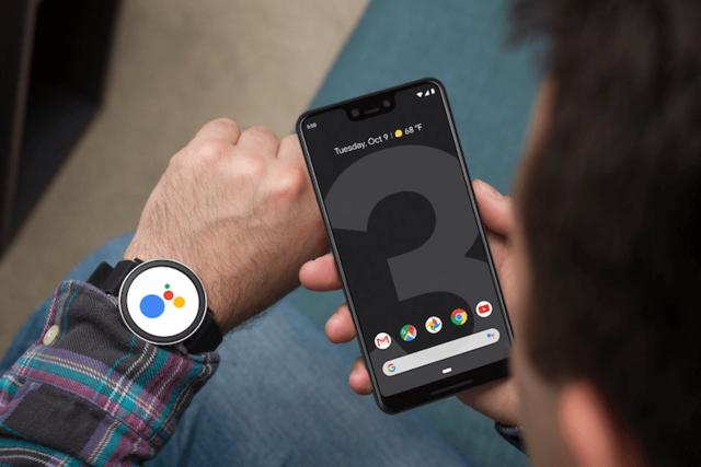 Google Pixel Watch могут выйти уже в 2019 году