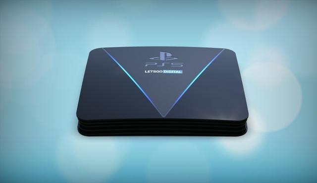 Опубликованы рендеры консоли Sony PlayStation 5