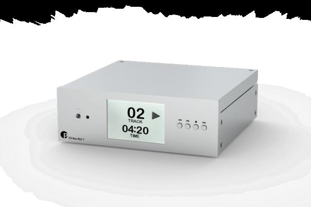 Pro-Ject CD Box RS 2 T: CD-плеер за 2500 евро