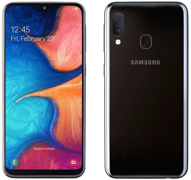 Смартфон Samsung Galaxy A20e получил 5,8 дисплей Infinity V