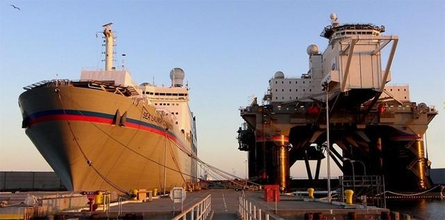 «Морской старт» может быть перебазирован на Дальний Восток