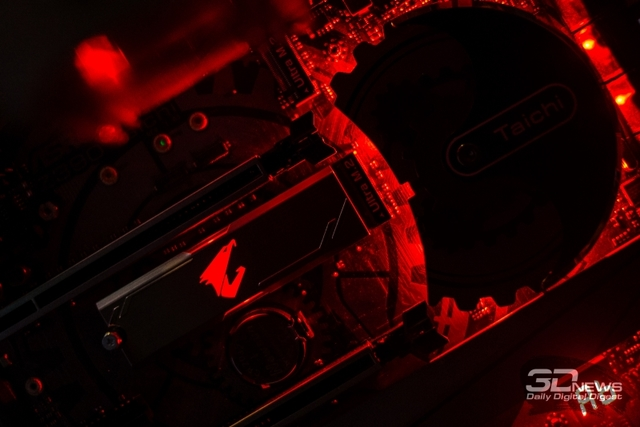 Новая статья: Обзор накопителя Gigabyte Aorus RGB M.2 NVMe SSD: размер подсветке не помеха