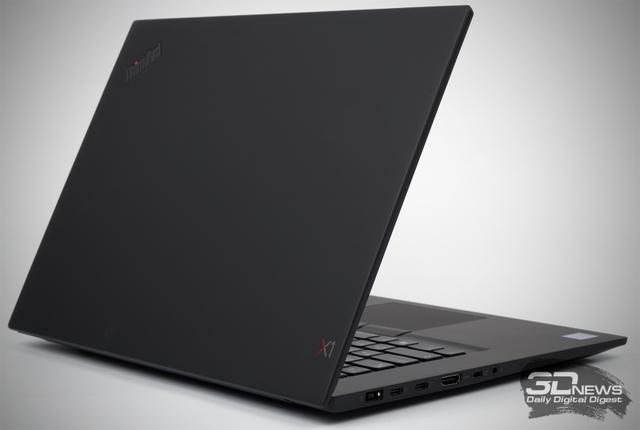 Новая статья: Обзор ноутбука Lenovo ThinkPad X1 Extreme: классика с новым «движком»