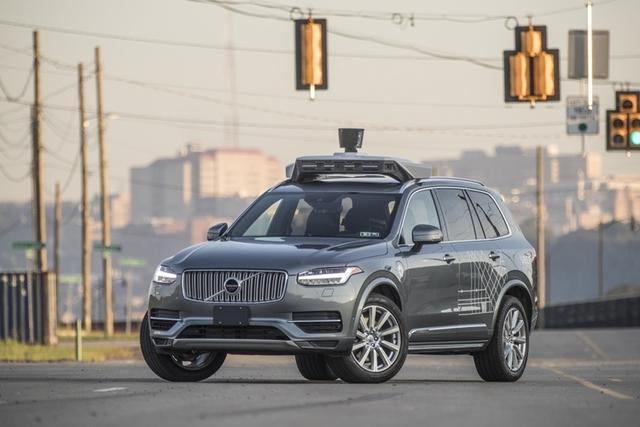 Uber получит $1 млрд на развитие сервиса роботизированных пассажирских перевозок